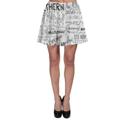 Panic At The Disco Lyrics Skater Skirt
