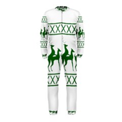 Humping Reindeer Ugly Christmas Onepiece Jumpsuit (kids)