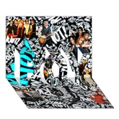 Panic! At The Disco College BOY 3D Greeting Card (7x5)