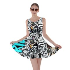 Panic! At The Disco College Skater Dress