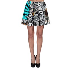 Panic! At The Disco College Skater Skirt