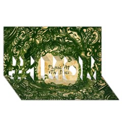 Panic At The Disco #1 MOM 3D Greeting Cards (8x4)