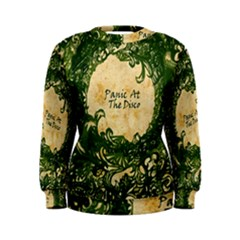 Panic At The Disco Women s Sweatshirt