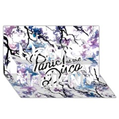 Panic! At The Disco Best Friends 3d Greeting Card (8x4)