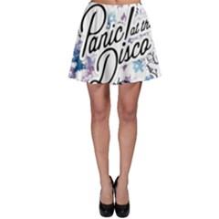 Panic! At The Disco Skater Skirt