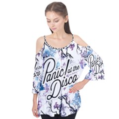 Panic! At The Disco Flutter Tees