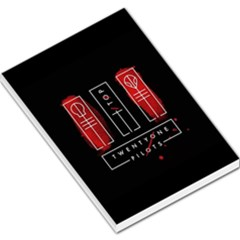 Twenty One Pilots Large Memo Pads
