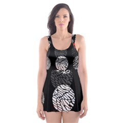 Twenty One Pilots Stressed Out Skater Dress Swimsuit