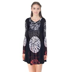 Twenty One Pilots Stressed Out Flare Dress