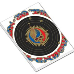 The Grateful Dead Large Memo Pads