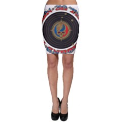 The Grateful Dead Bodycon Skirt