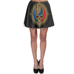 The Grateful Dead Skater Skirt