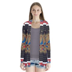 The Grateful Dead Drape Collar Cardigan
