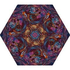 Voodoo Child Jimi Hendrix Mini Folding Umbrellas