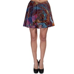 Voodoo Child Jimi Hendrix Skater Skirt