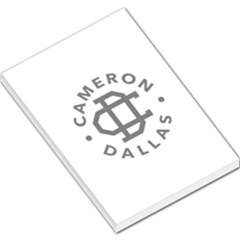 Cameron Dallas Large Memo Pads