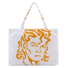 Michael Jackson Medium Zipper Tote Bag