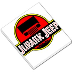 Jurassic Jeep Park Small Memo Pads