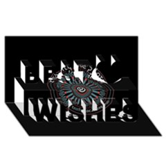 Twenty One Pilots Power To The Local Dreamder Best Wish 3d Greeting Card (8x4)