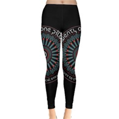 Twenty One Pilots Power To The Local Dreamder Leggings