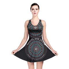 Twenty One Pilots Power To The Local Dreamder Reversible Skater Dress