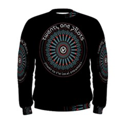 Twenty One Pilots Power To The Local Dreamder Men s Sweatshirt
