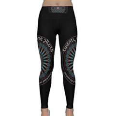 Twenty One Pilots Power To The Local Dreamder Classic Yoga Leggings