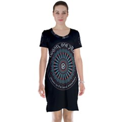 Twenty One Pilots Power To The Local Dreamder Short Sleeve Nightdress