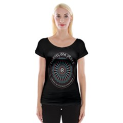 Twenty One Pilots Power To The Local Dreamder Women s Cap Sleeve Top