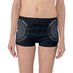 Twenty One Pilots Power To The Local Dreamder Reversible Boyleg Bikini Bottoms