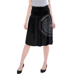 Twenty One Pilots Power To The Local Dreamder Midi Beach Skirt
