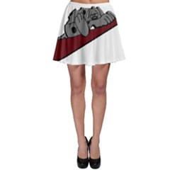 Just Do It Tomorrow Skater Skirt