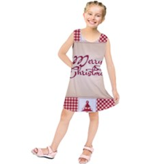 Christmas Patterns Pattern Kids  Tunic Dress