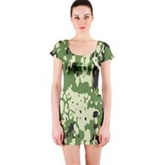 Flectar Short Sleeve Bodycon Dress