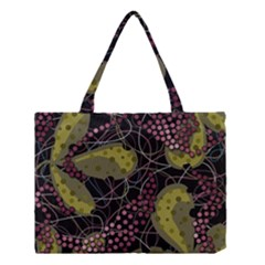 Abstract garden Medium Tote Bag