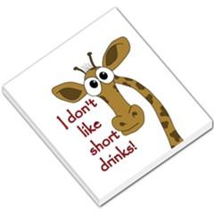Giraffe Joke Small Memo Pads