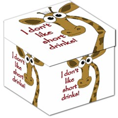 Giraffe Joke Storage Stool 12