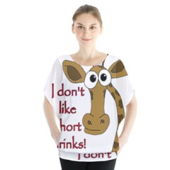 Giraffe Joke Blouse