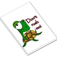 Turtle Joke Large Memo Pads