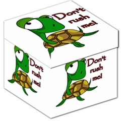 Turtle Joke Storage Stool 12