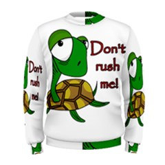Turtle Joke Men s Sweatshirt