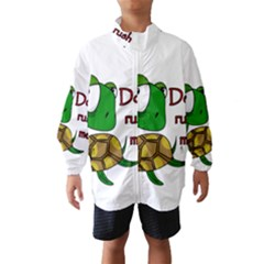 Turtle Joke Wind Breaker (kids)