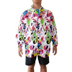 Colorful pother Wind Breaker (Kids)