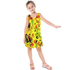 Fire Kids  Sleeveless Dress