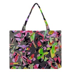 Playful Pother Medium Tote Bag