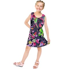 Playful pother Kids  Tunic Dress