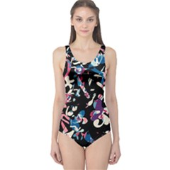 Creative chaos One Piece Swimsuit