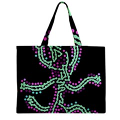 Playful dots Medium Tote Bag