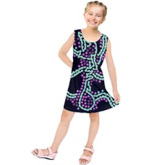 Playful dots Kids  Tunic Dress
