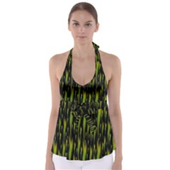 Tulips For The Soul Babydoll Tankini Top